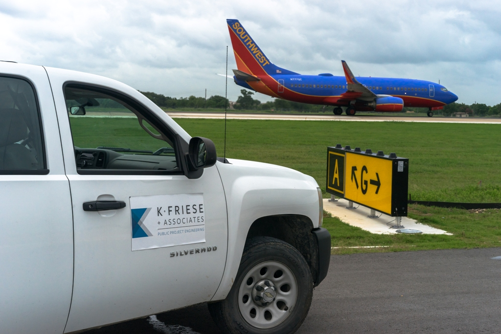Taxiway A Extension Project at Austin-Bergstrom International Airport Opens