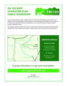 FM 150 CP Flyer 201503