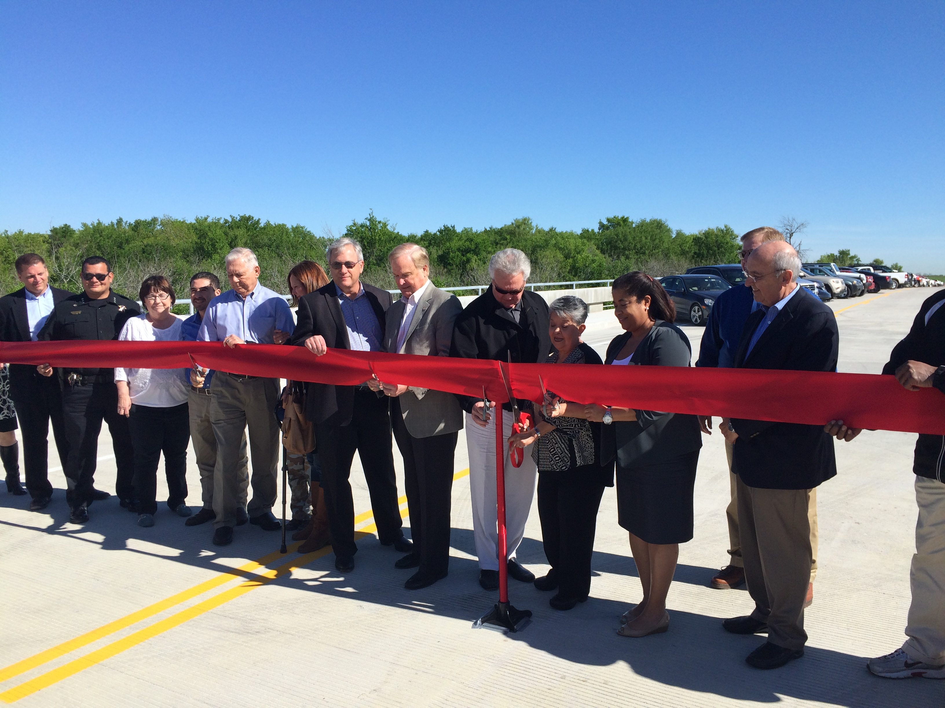 Kellam Road Ribbon Cutting