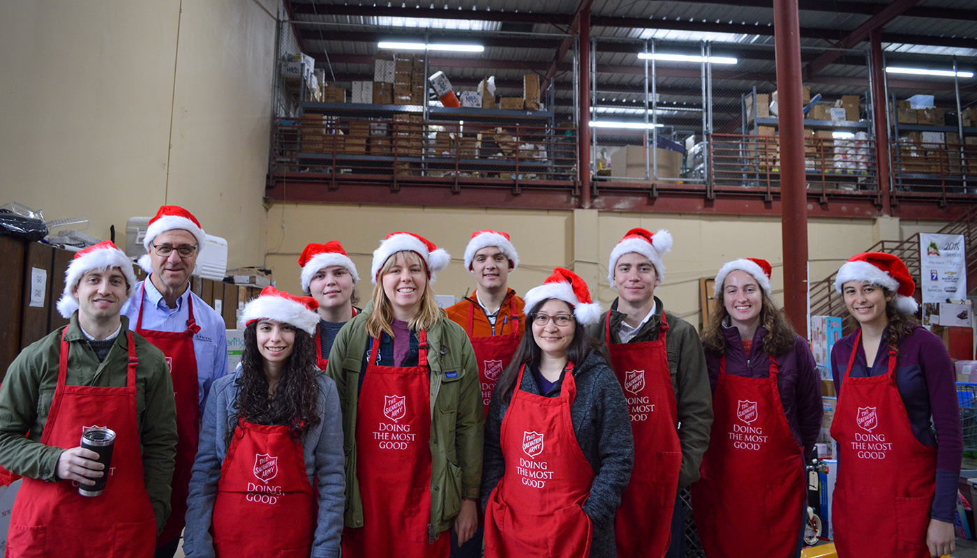 KFA Celebrates the Season of Giving